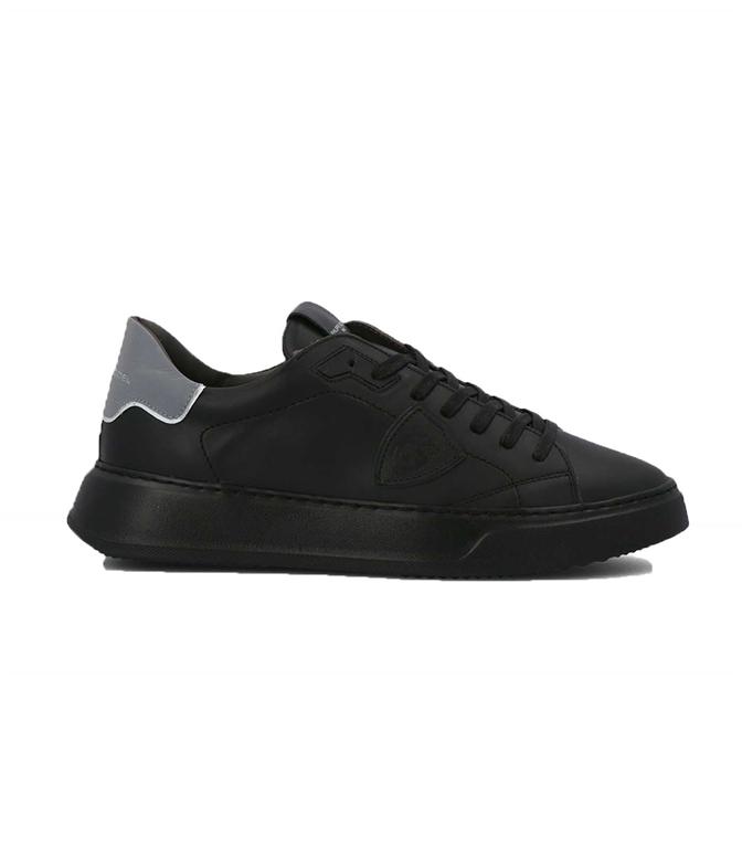 Philippe Model Paris - Scarpe - Sneakers - TEMPLE VEAU NERA