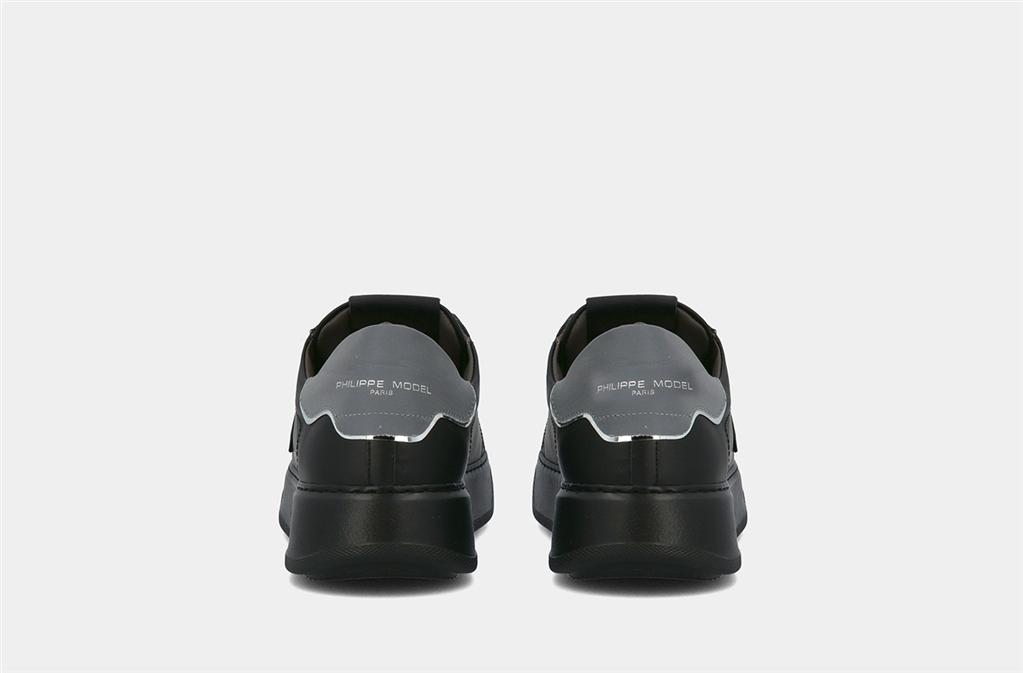 Philippe Model - Scarpe - Sneakers - temple veau nera 2