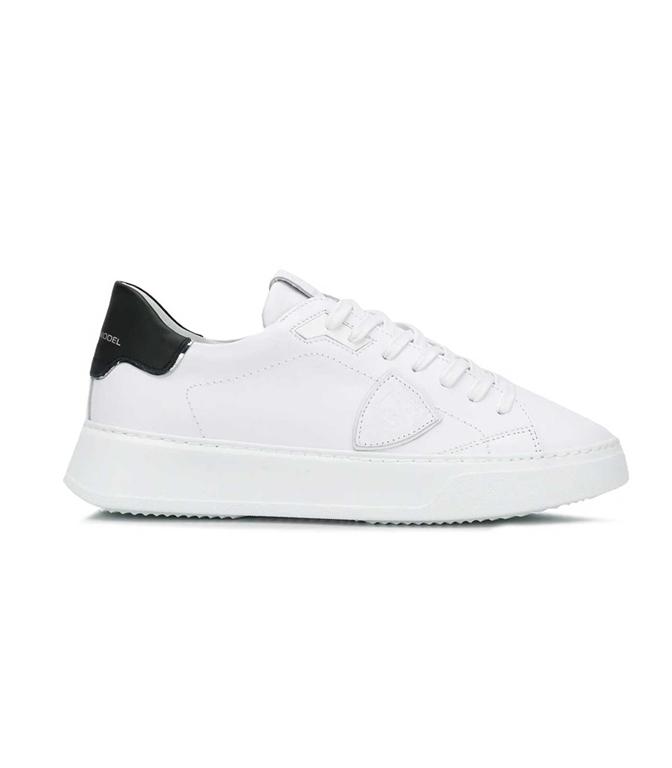 Philippe Model Paris - Scarpe - Sneakers - TEMPLE VEAU BIANCA