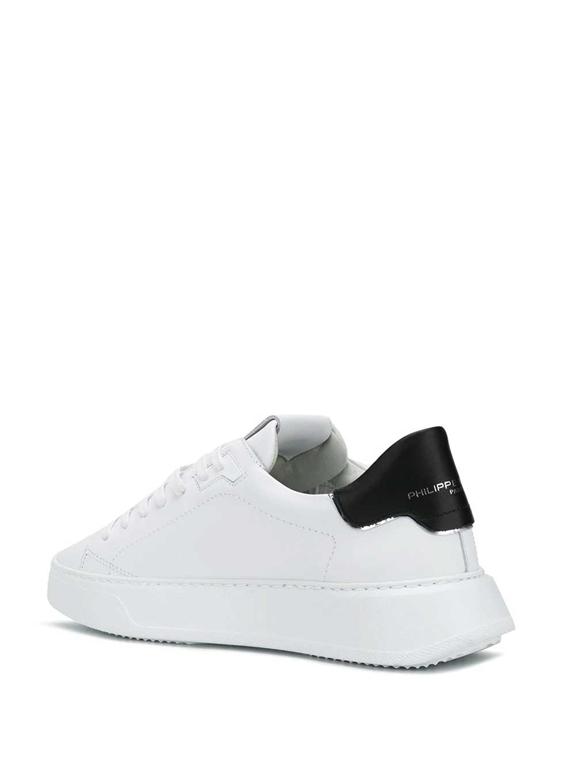 Philippe Model - Scarpe - Sneakers - temple veau bianca 2