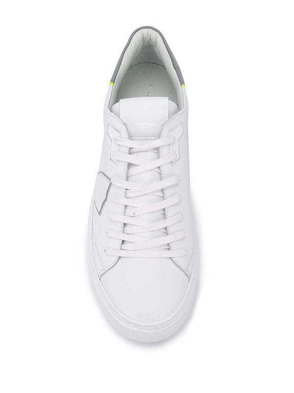 Philippe Model Paris - Scarpe - Sneakers - temple veau reflex bianca 1