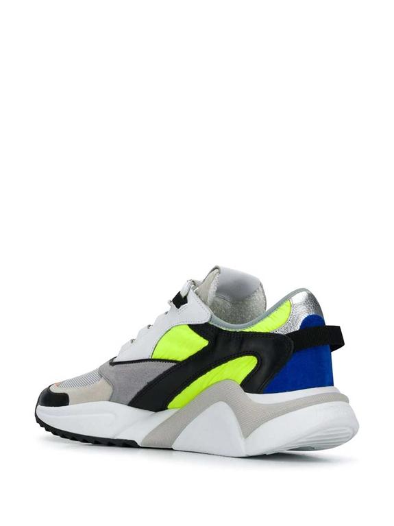 Philippe Model Paris - Scarpe - Sneakers - eze pop jaune gris multicolore 2