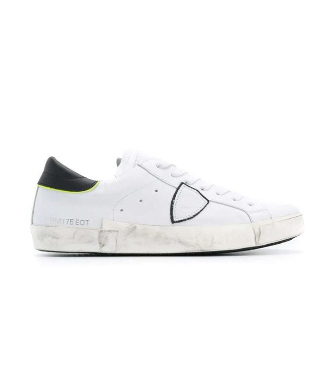 Philippe Model - Scarpe - Sneakers - PRSX VEAU BIANCA