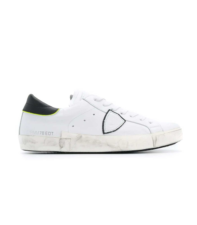 Philippe Model Paris - Scarpe - Sneakers - PRSX VEAU BIANCA