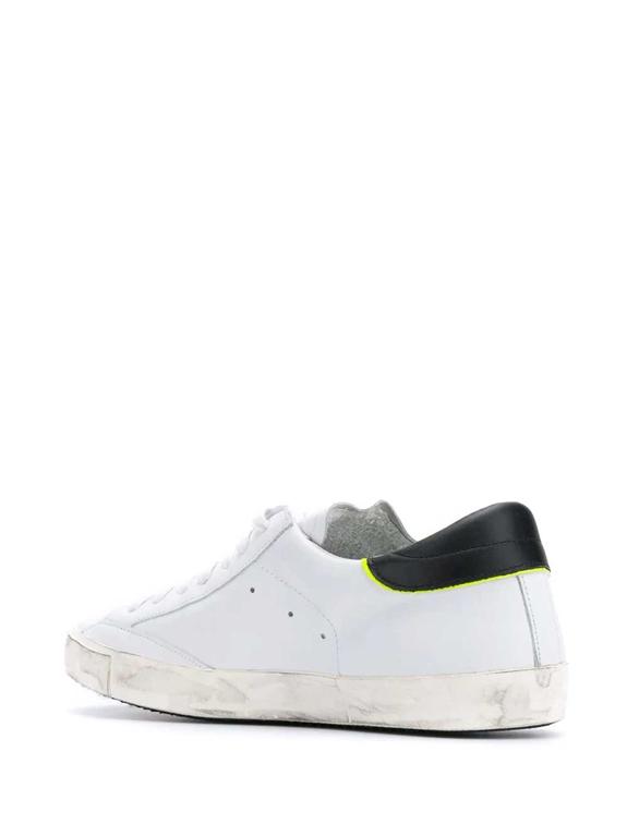 Philippe Model Paris - Scarpe - Sneakers - prsx veau bianca 2