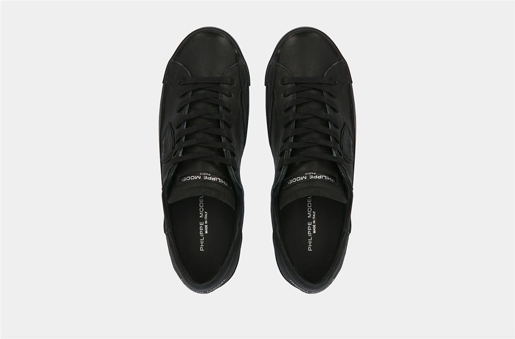 Philippe Model - Scarpe - Sneakers - prsx west nera 1