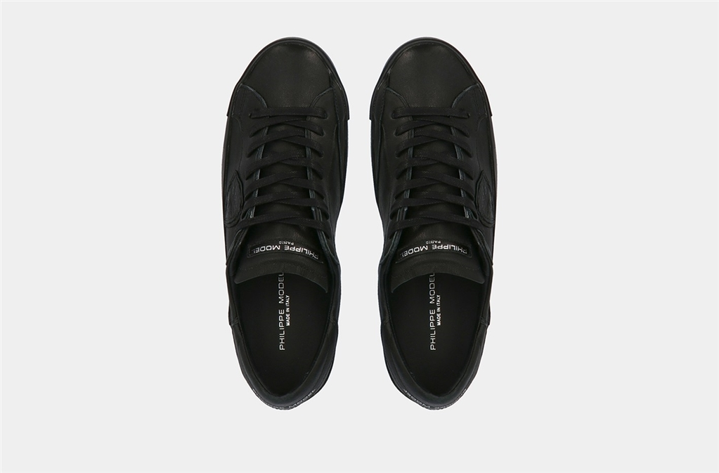 Philippe Model Paris - Scarpe - Sneakers - prsx west nera 1