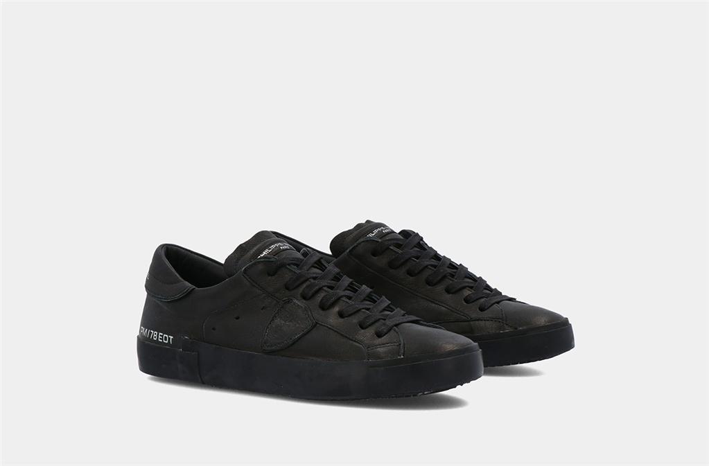 Philippe Model Paris - Scarpe - Sneakers - prsx west nera 2