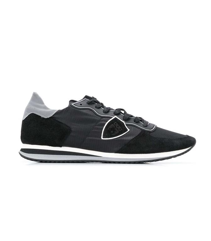 Philippe Model - Scarpe - Sneakers - TRPX MONDIAL GOMME NERA