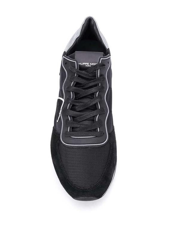 Philippe Model Paris - Scarpe - Sneakers - trpx mondial gomme nera 1
