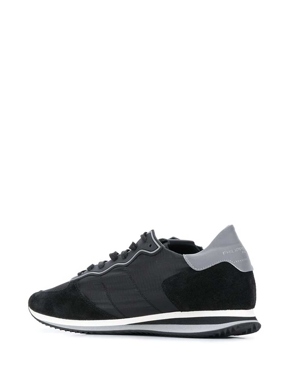Philippe Model - Scarpe - Sneakers - trpx mondial gomme nera 2