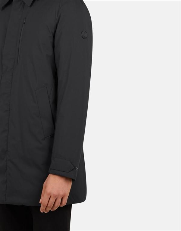 Save The Duck - Cappotto - cappotto con cappuccio matty nero 1