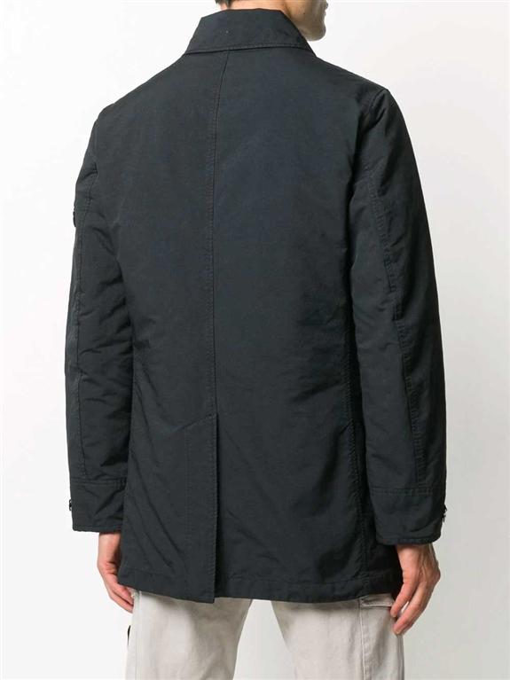 Stone Island - Giaccone - cappotto primaloft blu 2