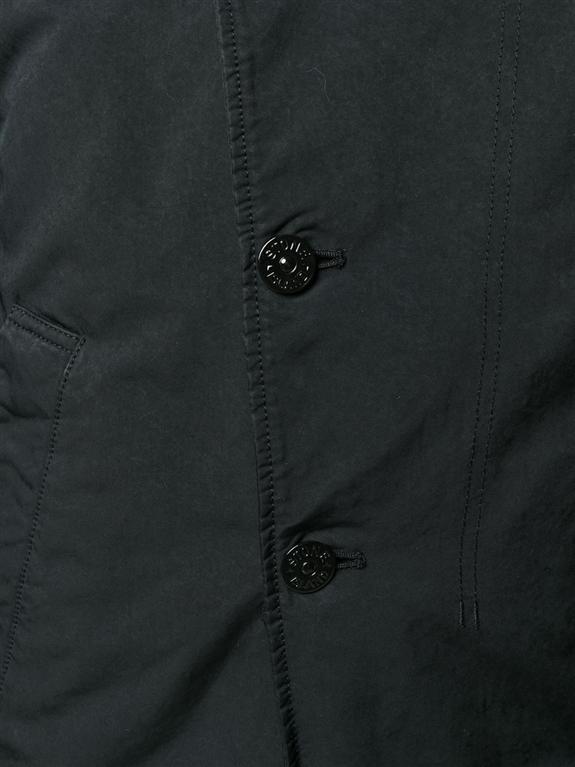 Stone Island - Giaccone - cappotto primaloft nero 1