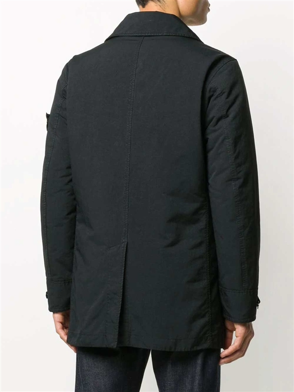 Stone Island - Giaccone - cappotto primaloft nero 2