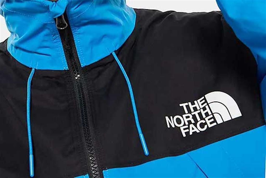 The North Face - Giubbotti - giacca uomo 1990 mountain q blu 2