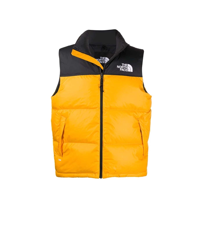The North Face - Gilet - gilet in piumino 1996 retro nuptse gold
