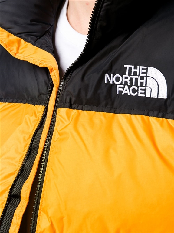 The North Face - Gilet - gilet in piumino 1996 retro nuptse gold 2