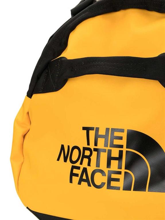 The North Face - Borse - borsone base camp - gold extra small 2