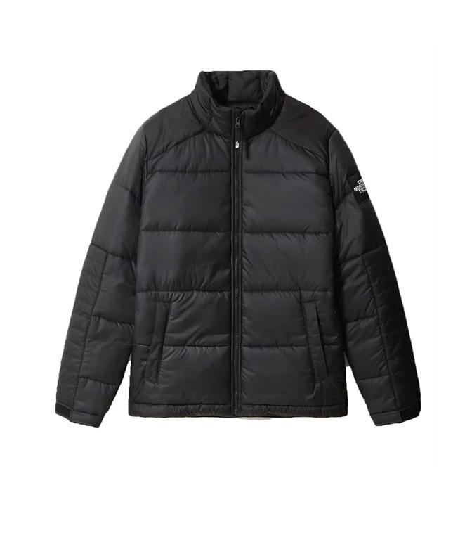 The North Face - Giubbotti - giacca uomo brazenfire grigia