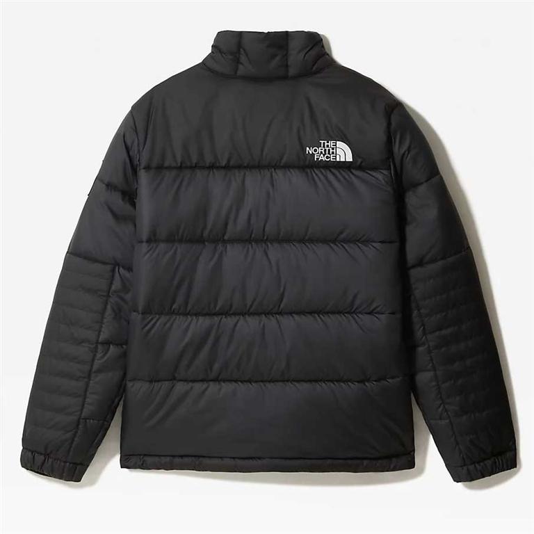 The North Face - Giubbotti - giacca uomo brazenfire grigia 1