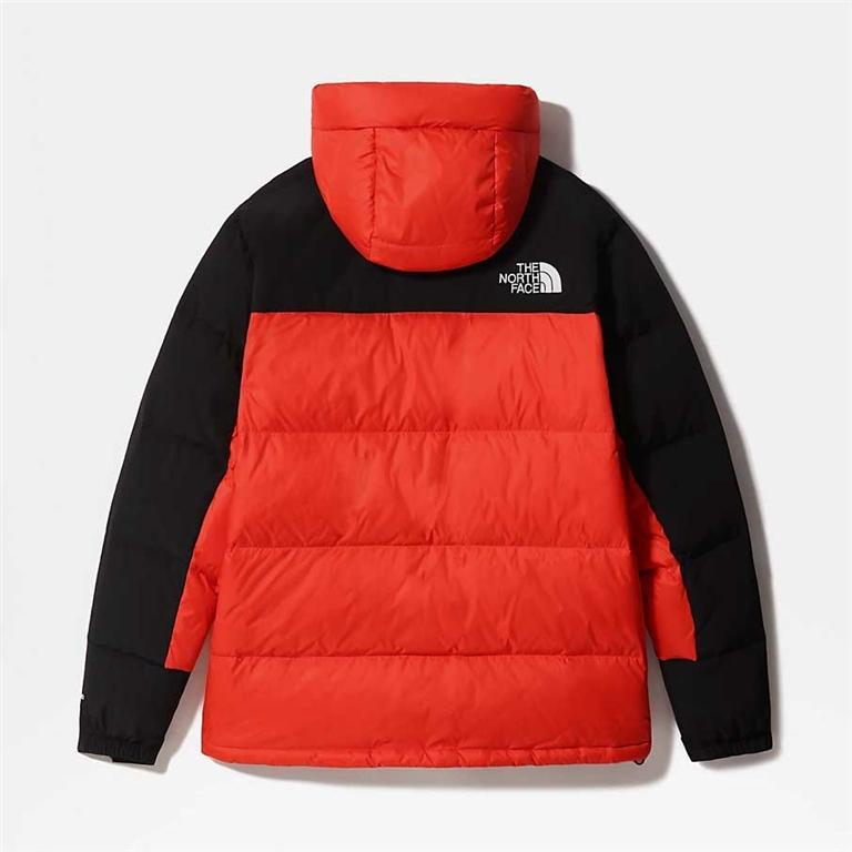 The North Face - Giubbotti - giacca in piumino himalayan arancio 1