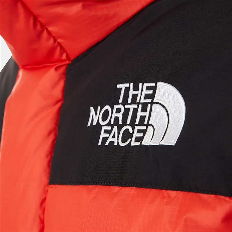 The North Face - Giubbotti - giacca in piumino himalayan arancio 2