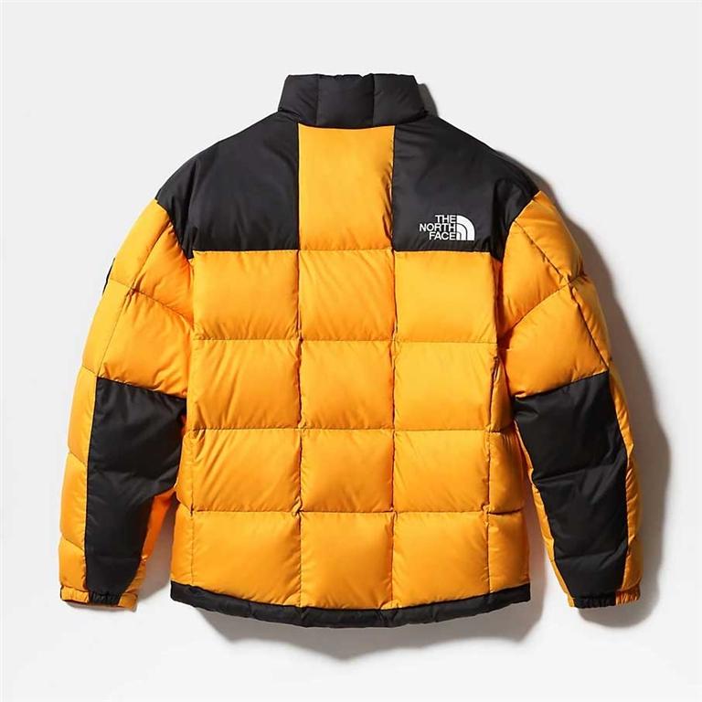 The North Face - Giubbotti - giacca in piumino lhotse gold 1