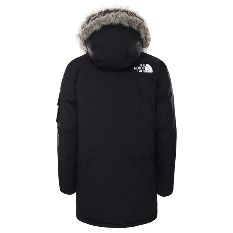 The North Face - Giubbotti - parka mcmurdo nero 1