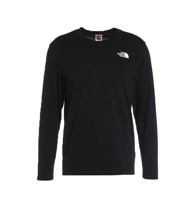 The North Face - Maglie - tshirt redbox tee nera
