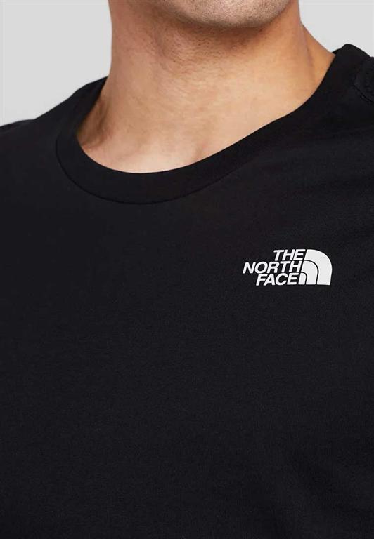 The North Face - Maglie - tshirt redbox tee nera 1