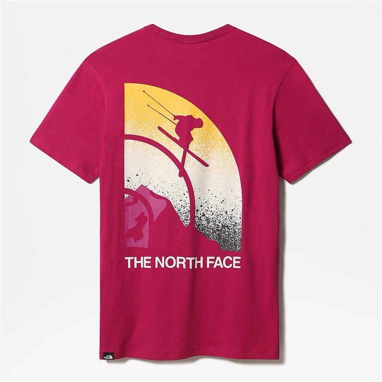 The North Face - T-Shirt - t-shirt da neve maven fucsia 1