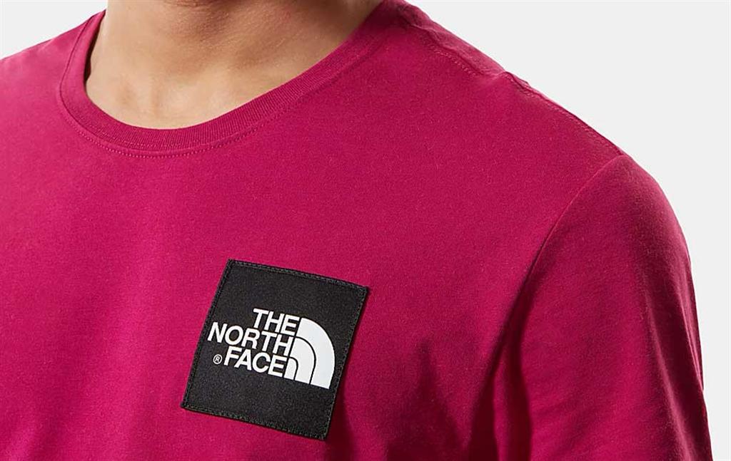 The North Face - T-Shirt - t-shirt da neve maven fucsia 2