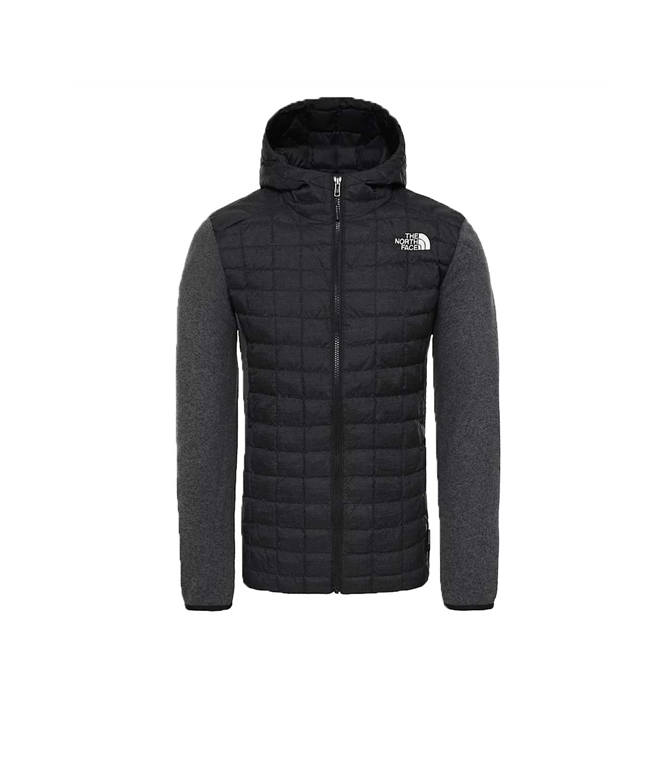 The North Face - Giubbotti - giacca in pile thermoball gordon lyons grigio