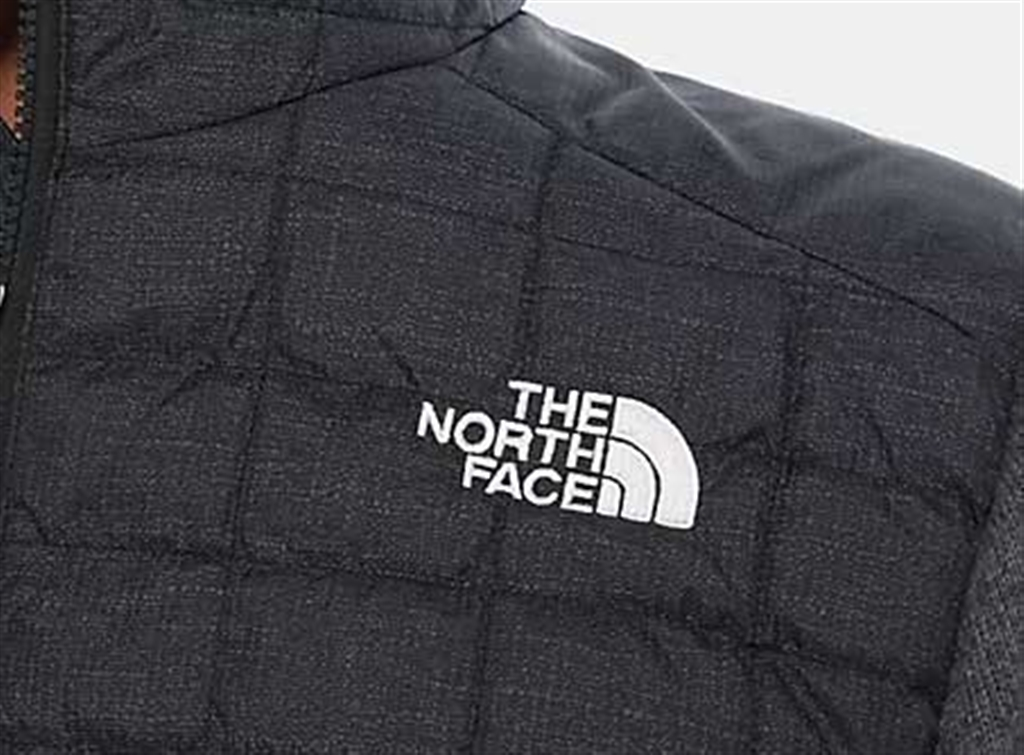 The North Face - Giubbotti - giacca in pile thermoball gordon lyons grigio 2