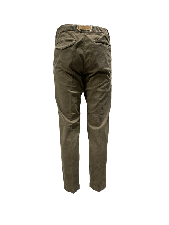 White Sand - Pantaloni - pantalone uomo verde militare 1
