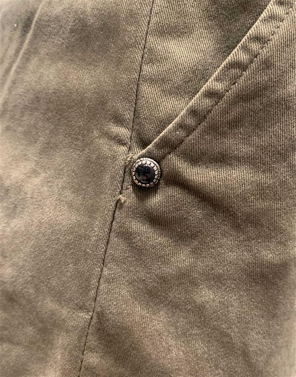 White Sand - Pantaloni - pantalone uomo verde militare 2