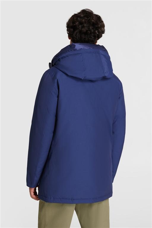 Woolrich - Giubbotti - arctic parka blu iris 1