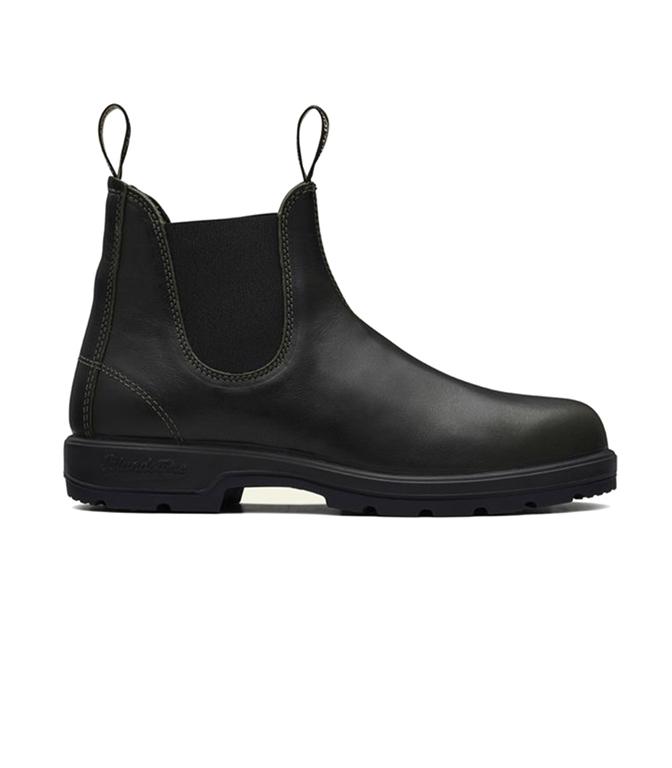 Blundstone - Scarpe - Sneakers - STIVALETTO CHELSEA #2052 VERDE SCURO
