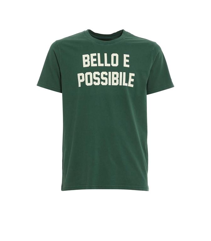 Mc2 Saint Barth - T-Shirt - TSHIRT BELLO E POSSIBILE VERDE