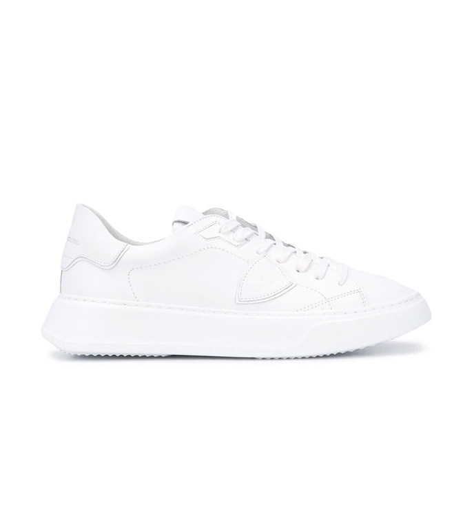 Philippe Model Paris - Scarpe - Sneakers - TEMPLE VEAU - BLANC