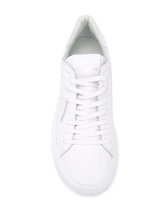 Philippe Model Paris - Scarpe - Sneakers - temple veau - blanc 1
