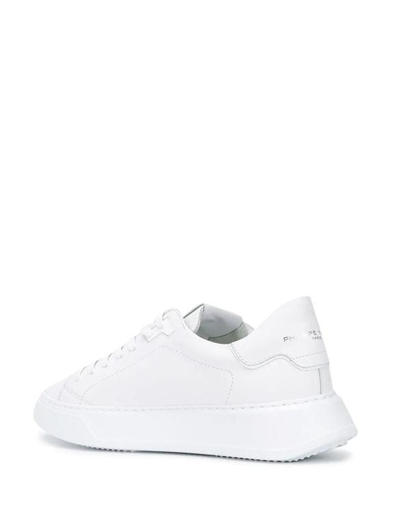 Philippe Model Paris - Scarpe - Sneakers - temple veau - blanc 2