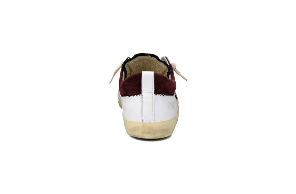 Philippe Model Paris - Scarpe - Sneakers - prsx daim collier - blanc bordeaux 2