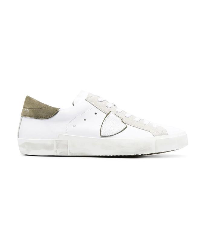 Philippe Model Paris - Scarpe - Sneakers - prsx mixage pop - blanc vert