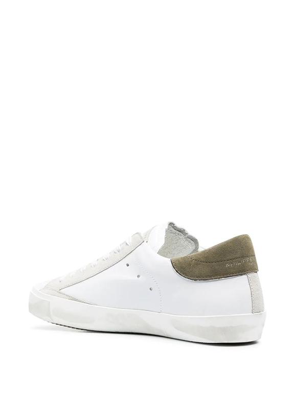Philippe Model Paris - Scarpe - Sneakers - prsx mixage pop - blanc vert 2