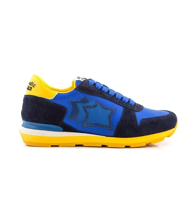 Atlantic Stars - Scarpe - Sneakers - SNEAKERS SIRIUS IN SUEDE BLUETTE