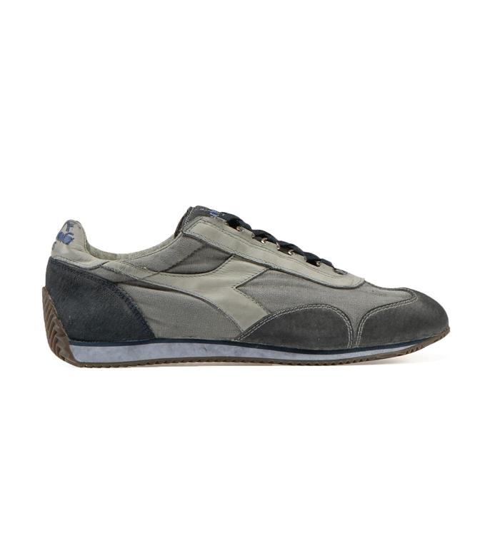 Diadora Heritage - Scarpe - Sneakers - EQUIPE SW DIRTY FOG/SILVER GRAY