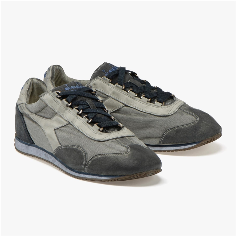 Diadora Heritage - Scarpe - Sneakers - equipe sw dirty fog/silver gray 1