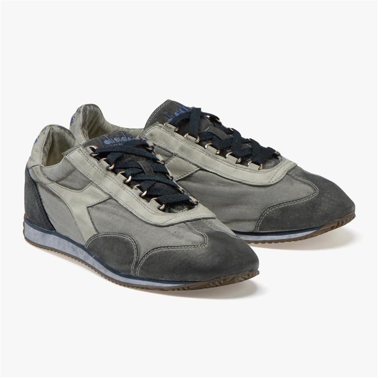 Diadora Heritage - Scarpe - Sneakers - equipe sw dirty fog/silver gray 1